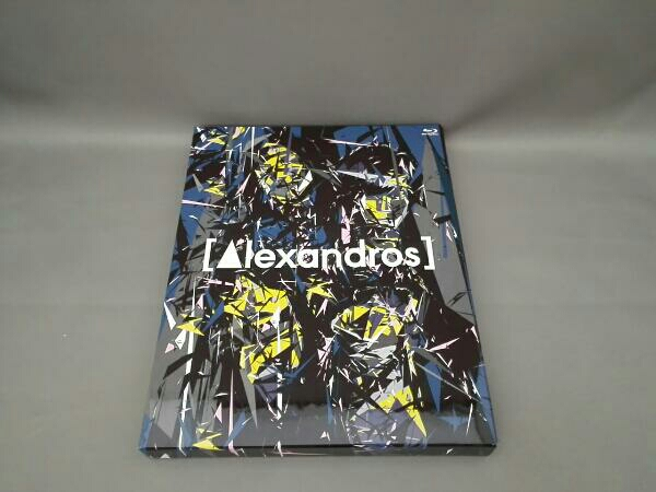 [Alexandros] live at Makuhari Messe ライブグッズの画像