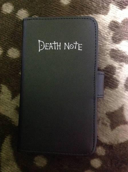 映画 デスノート スマホケース DEATH NOTE グッズの画像