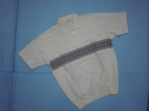 【お洒落!】 ◆ GLASER / グレイサー ◆ ポロシャツ ホワイト L