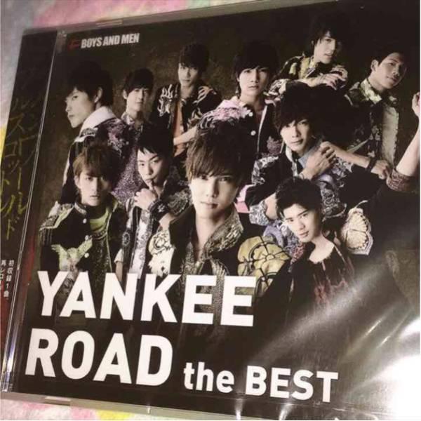 ボイメン★BOYS AND MEN★YANKEE ROAD the BEST★CDアルバム★