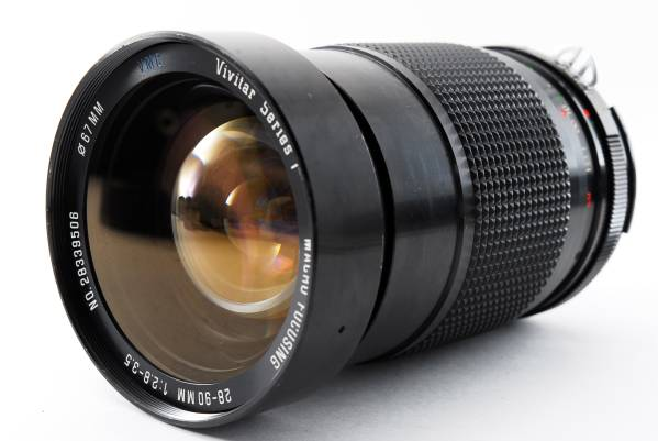 Vivitar Series 1 28-90mm F2.8-3.5 VMC Nikon ニコン Ai-s