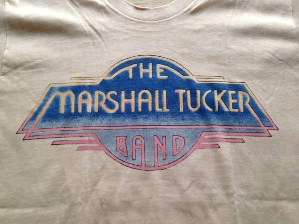 80'S ヴィンテージ Tシャツ MARSHALL TUCKER BAND ALLMAN