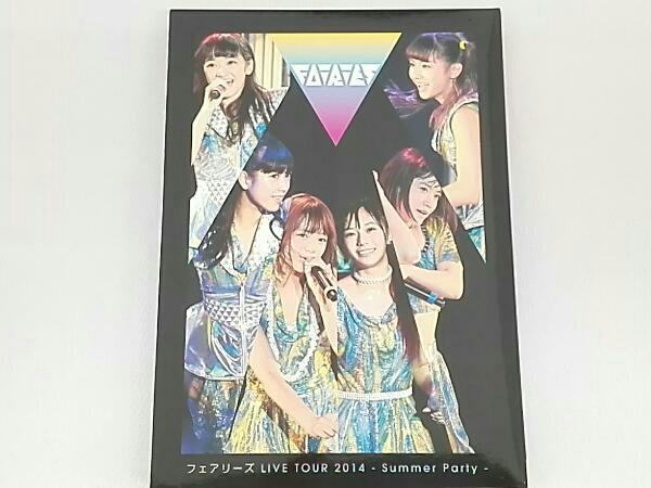 フェアリーズ LIVE TOUR 2014-Summer Party- ライブグッズの画像