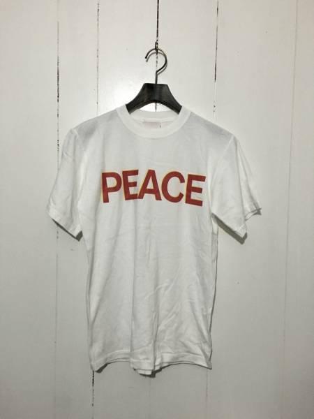 ☆JUDY AND MARY 半袖Tシャツ PEACE バンドT 白 ジュリマリ