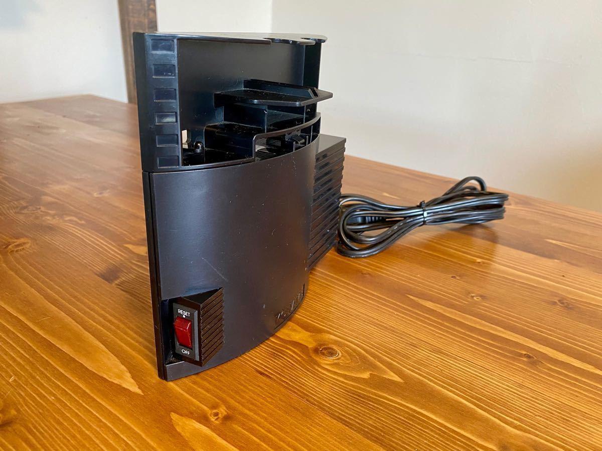 【週末値下げ中】PS2 playstation2 電源供給縦置きスタンド プレステ プレーステーション2