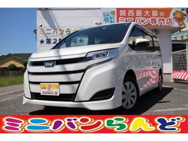 「ノア 2.0 X トヨタセーフティセンス 片側自動ドア」の画像1
