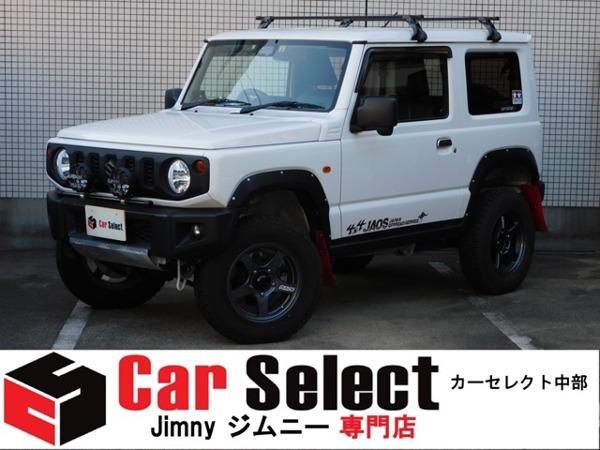 「ジムニー 660 XG スズキ セーフティ サポート 装着車 4WD ターボ 2インチリフトアップキット」の画像1