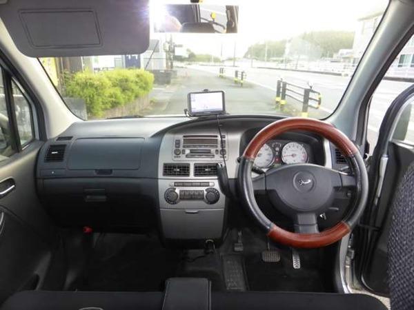 「ムーヴ 660 カスタム X キーレス禁煙車 リヤ横開きドア」の画像2