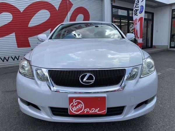 「GS 350 純正マルチ 黒革シート 禁煙車 HID」の画像3