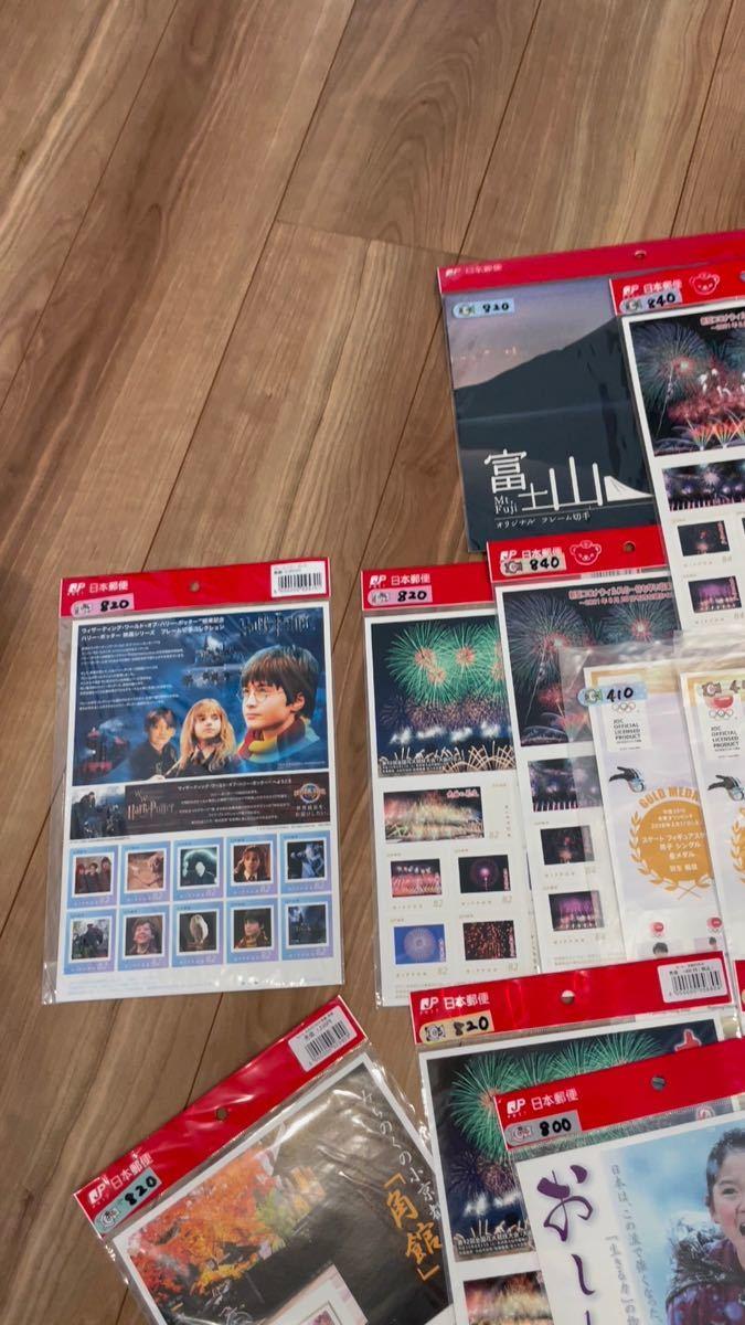 額面20100円分★切手シート シール切手