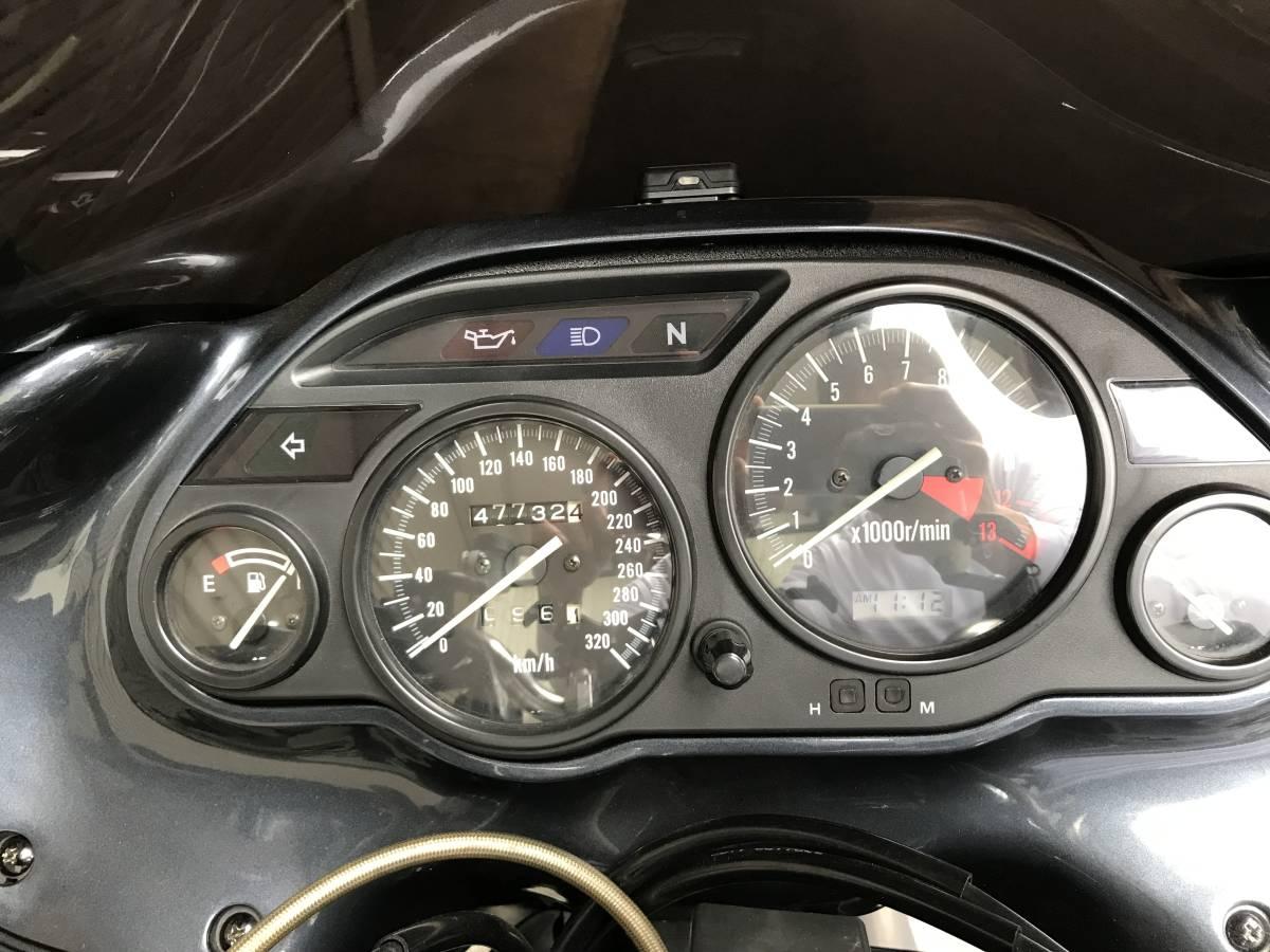 「★ZZR1100 D7 ETC付 車検付き 引き取り限定★」の画像3