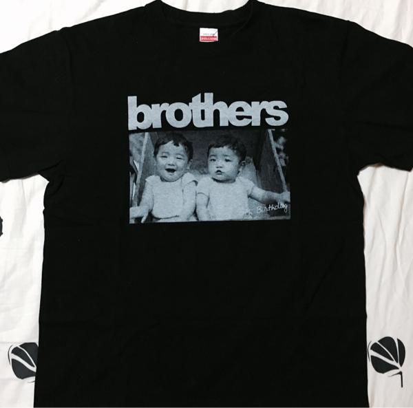 Theピーズ TOMOVSKY 生誕50周年記念Tシャツ(L) ブラック