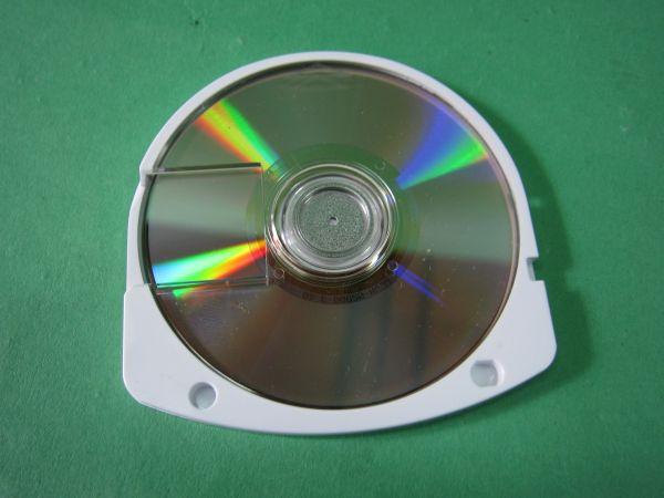 PSP ソフト モンスターハンターポータブル3rd  ジャンク_画像3