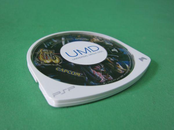 PSP ソフト モンスターハンターポータブル3rd  ジャンク_画像2