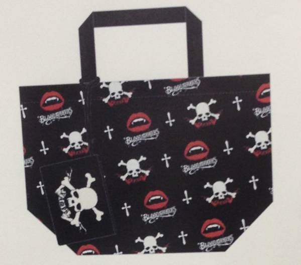 VAMPS☆HYDE☆ランチバッグ☆コインケース付☆新品未開封