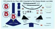 Fein Design Modell 1/24 1965 ロ