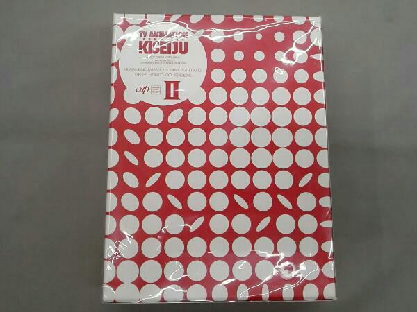 寄生獣 セイの格率 DVD-BOX Ⅱ 岩明均 グッズの画像