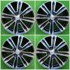 ◆新車外し◆ダイハツ 15x4.5J 4Hx100 4本セット センターキャップオマケ★