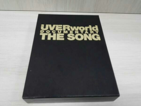 UVERworld DOCUMENTARY THE SONG(完全生産限定版) ライブグッズの画像