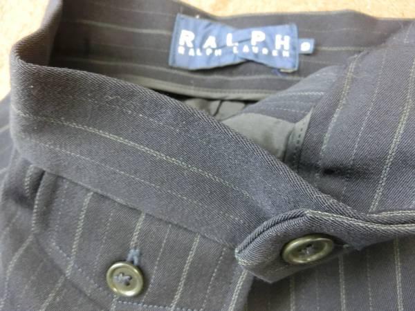 【POLO RALPH LAUREN】タイト・スカート [美品]_画像2