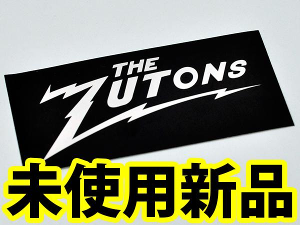 【限界最安値/即決555円/FUJI ROCK FESTIVAL 04/フジロック 出演/The Coral 盟友】 The Zutons ザ・ズートンズ ステッカー
