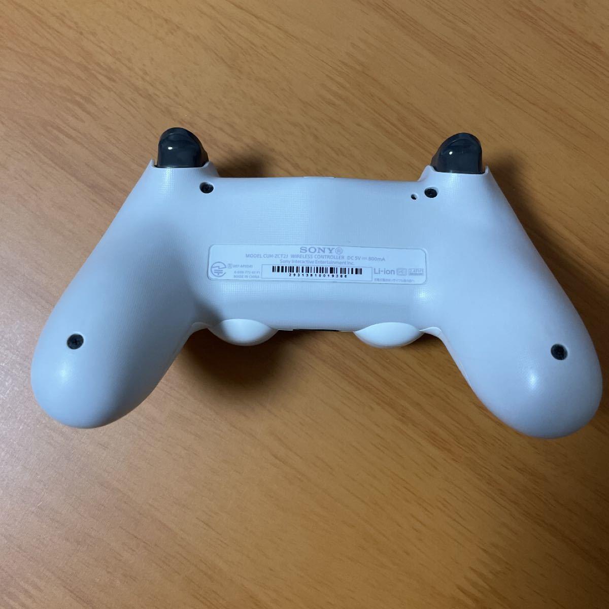 【PS4】 PlayStation4 本体 CUH-2200A  500GB ホワイト DualShock4