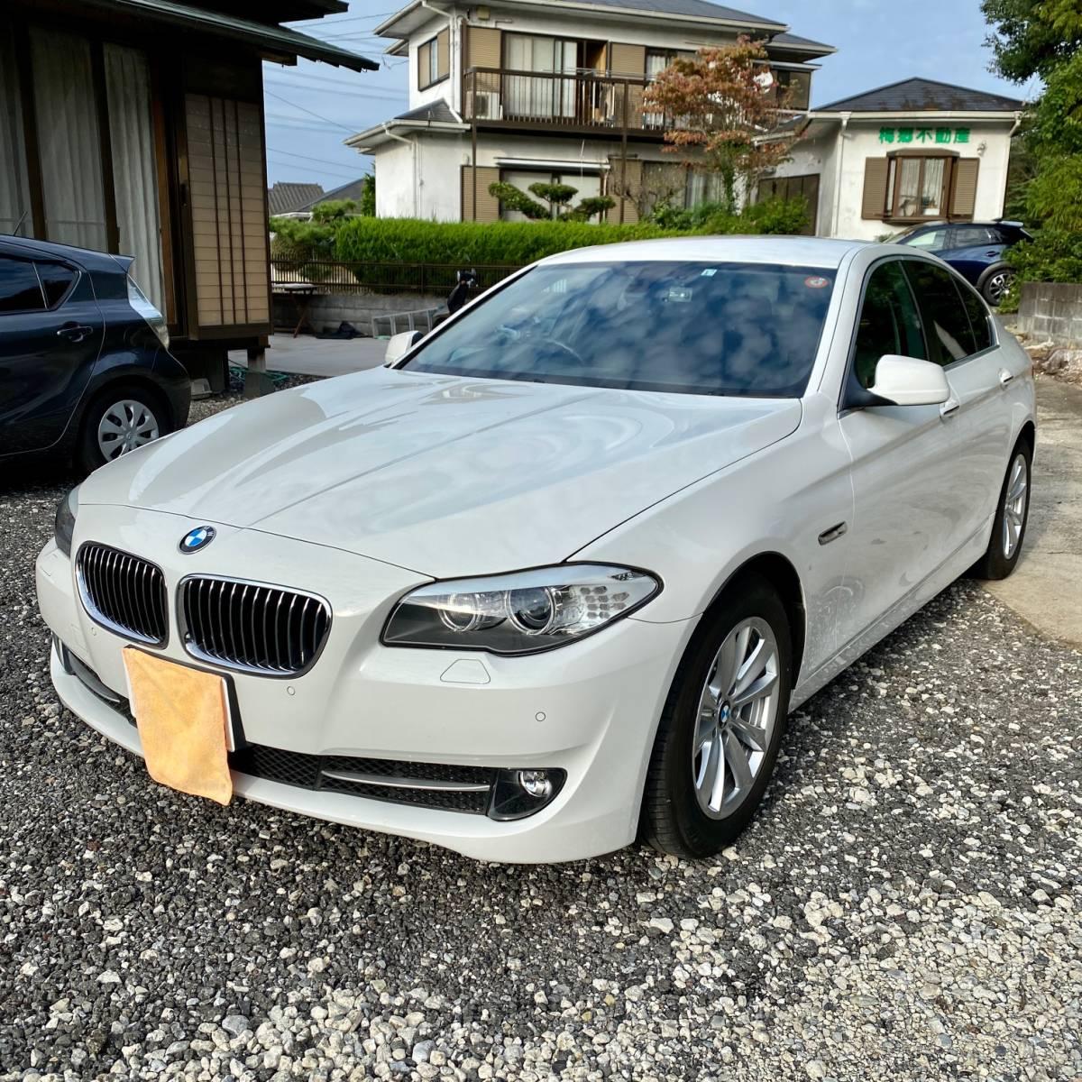 「【クリーンディーゼル】BMW☆523d☆ブルーパフォーマンス☆ハイラインPKG☆ナビ☆TV☆Bカメラ☆ETC☆レザーシート☆シートヒーター☆」の画像2