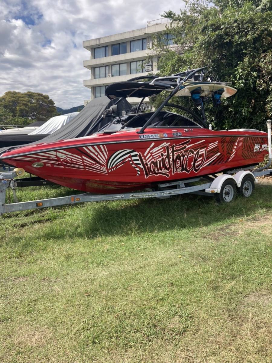 「SUPRA LAUNCH 21V WAKEBOAT 2007」の画像2