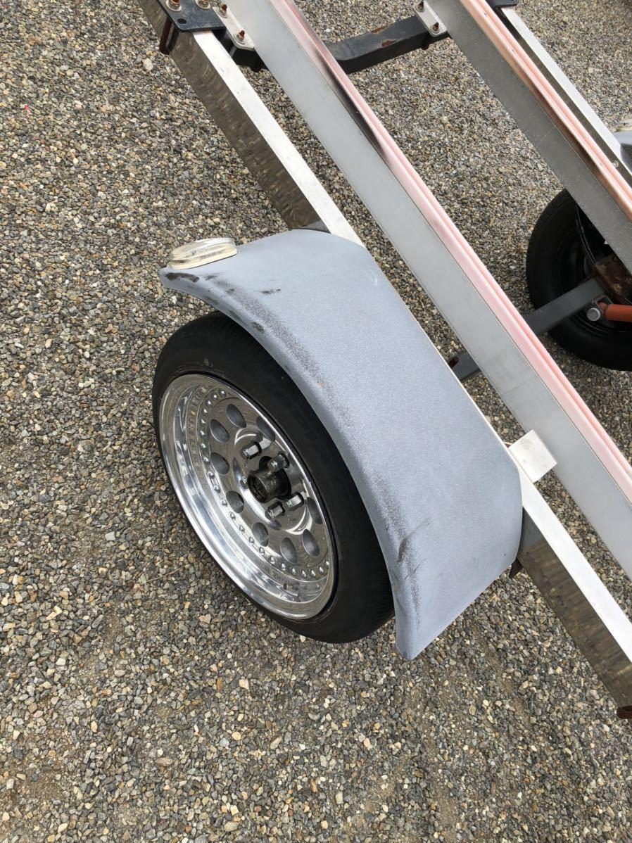 「MAX トレーラー 社外 アルミ ホイール 2本セット 15インチ! マックストレーラー ソレックス 水上バイク ジェットスキー シードゥー」の画像3