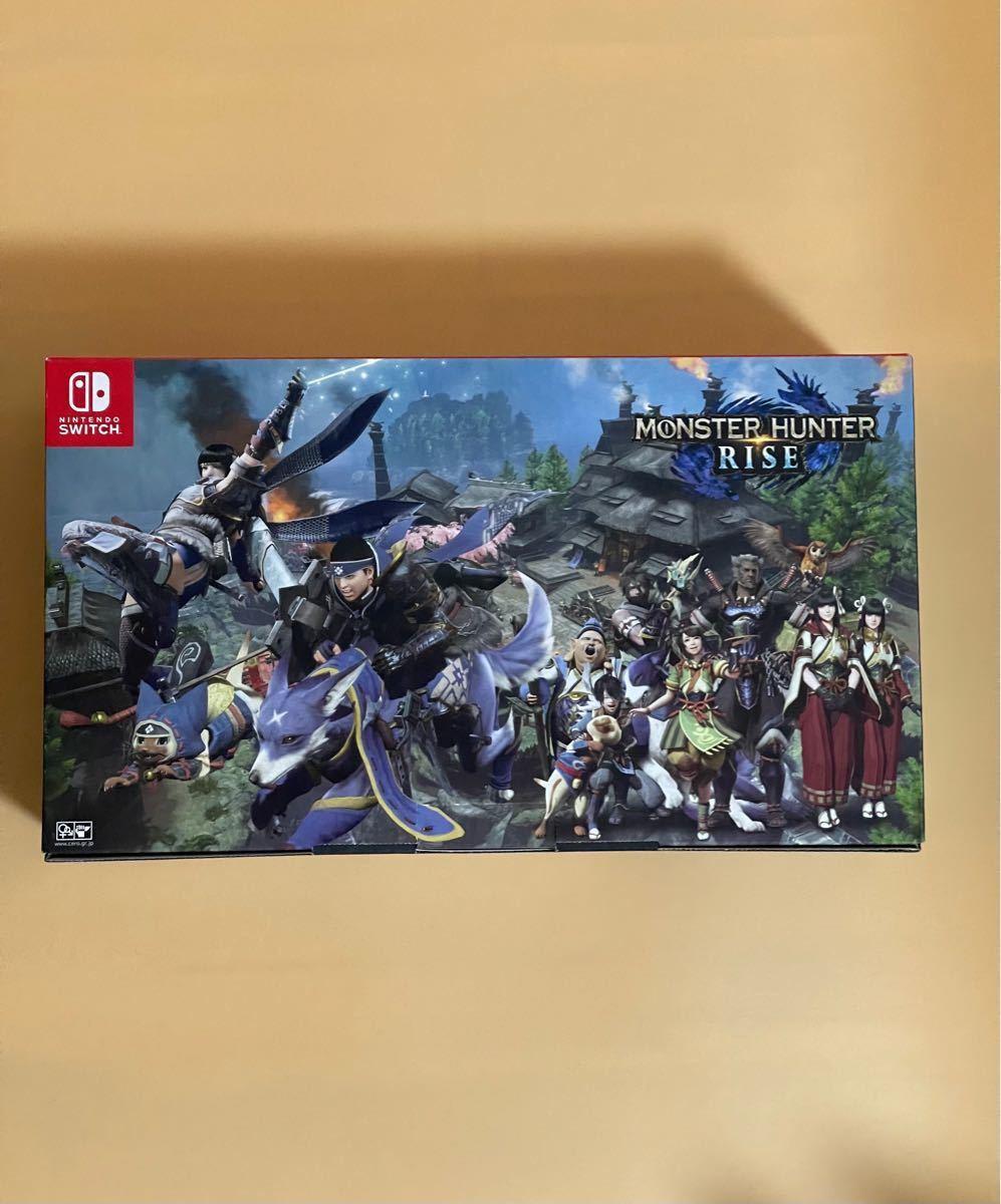 Nintendo Switch モンスターハンターライズ スペシャルエディション  店舗印有り