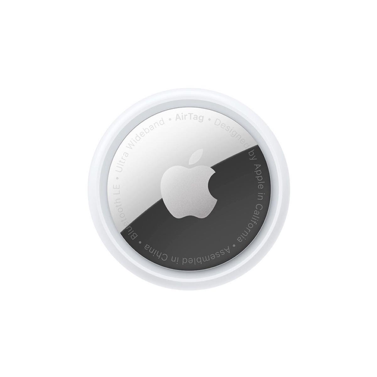 【Apple / AirTag】 エアタグ本体1個