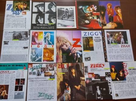 ZIGGY/森重樹一 切り抜き 65ページ