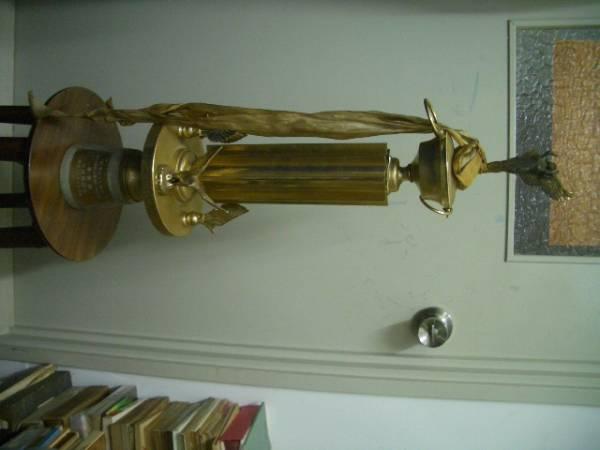 1971年 天地真理 第1回新人勝抜トーナメント準優勝 トロフィー