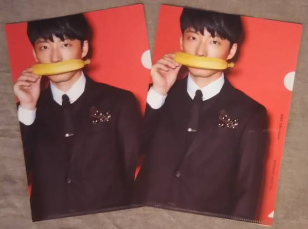 ★☆星野源 YELLOW DANCER 非売品 クリアファイル 2点セット☆★
