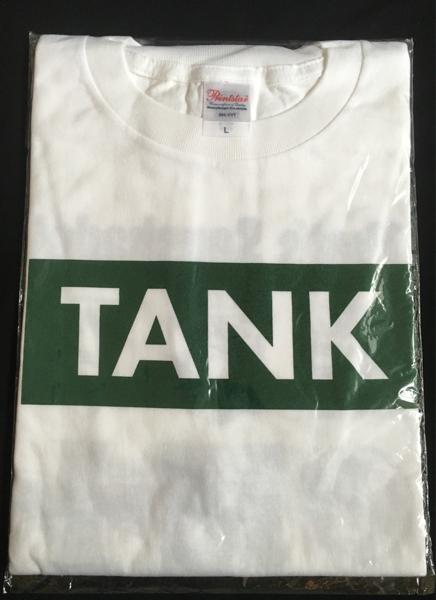 ★限定★ TANK Tシャツ ガールズ&パンツァー