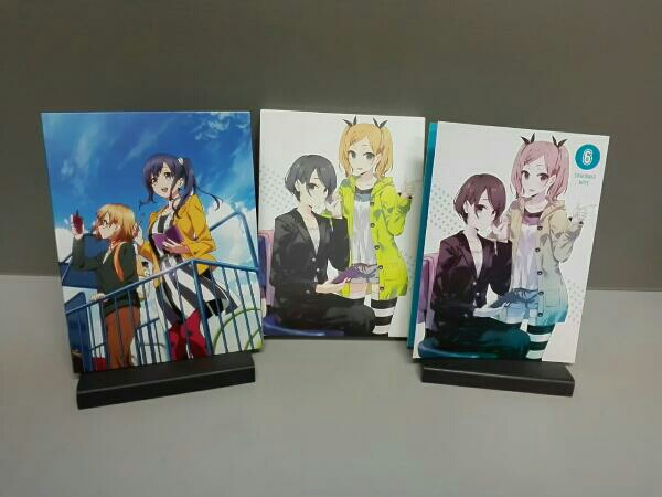 SHIROBAKO 第6巻(初回限定版)(Blu-ray Disc) グッズの画像