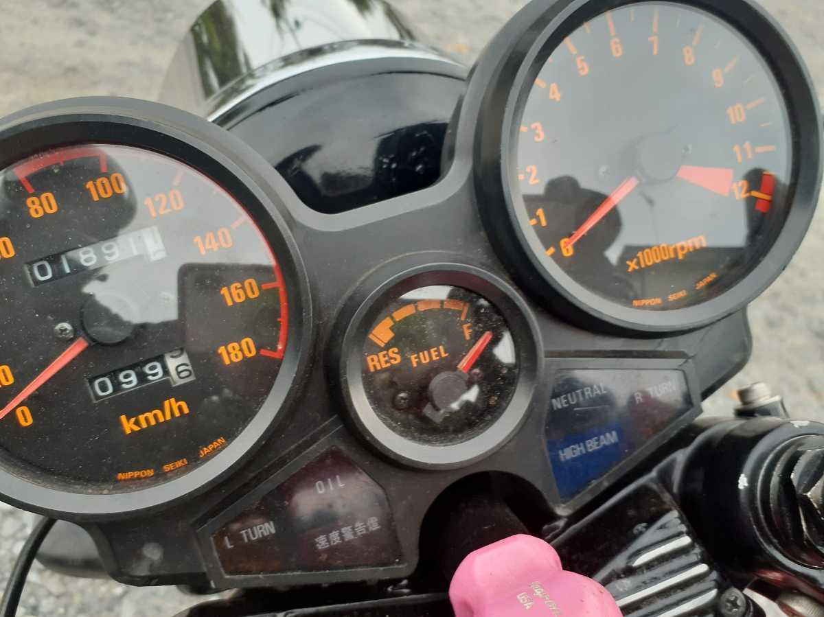 「国内1型 cbx400f フレーム職権です センバツブレッド beet 車検あり  cbx550f」の画像2