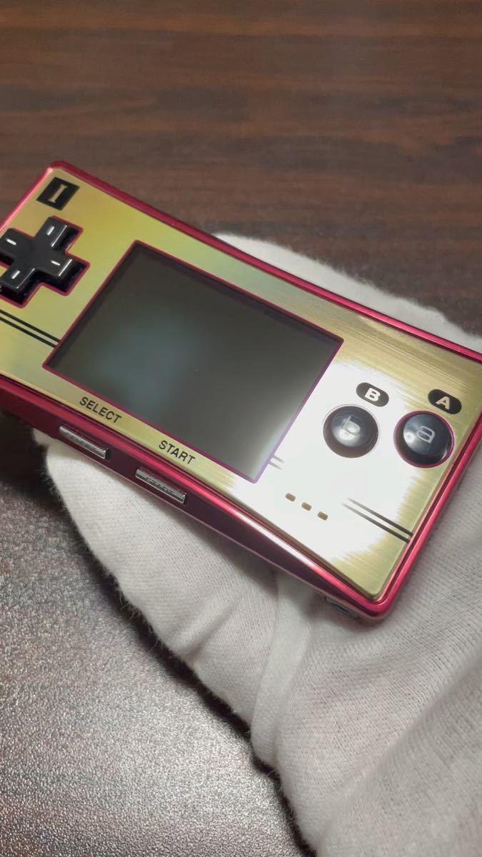 ゲームボーイミクロ ファミコンカラーブランド:任天堂