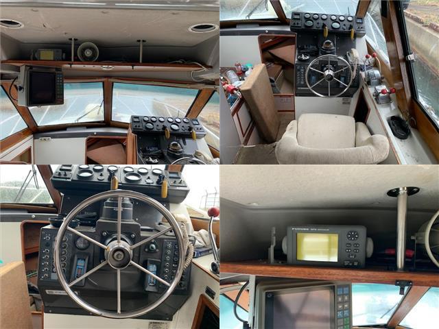 「★石川発 ヤマハ YAMAHA プレジャーモーターボート AK5 エンジン始動確認済み トレーラーあり ジャンク 直接引取りのみ」の画像3