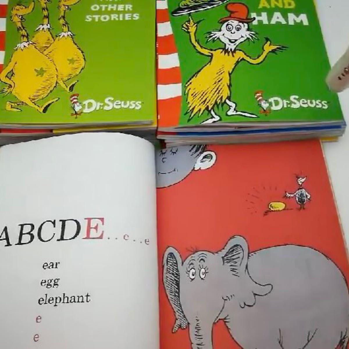 A Classic Case of Dr Seuss ドクタースース コレクション 20冊 新品 英語絵本 洋書多読 ペン別売り