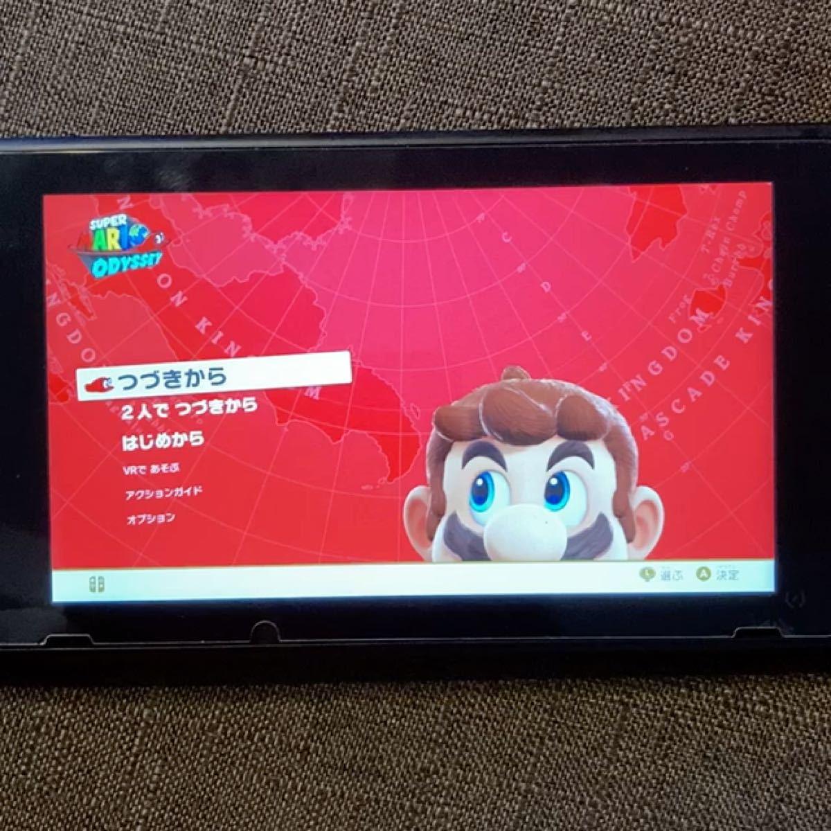 スーパーマリオオデッセイ Switch ニンテンドースイッチ SUPER MARIO ODYSSEY マリオオデッセイ ソフト