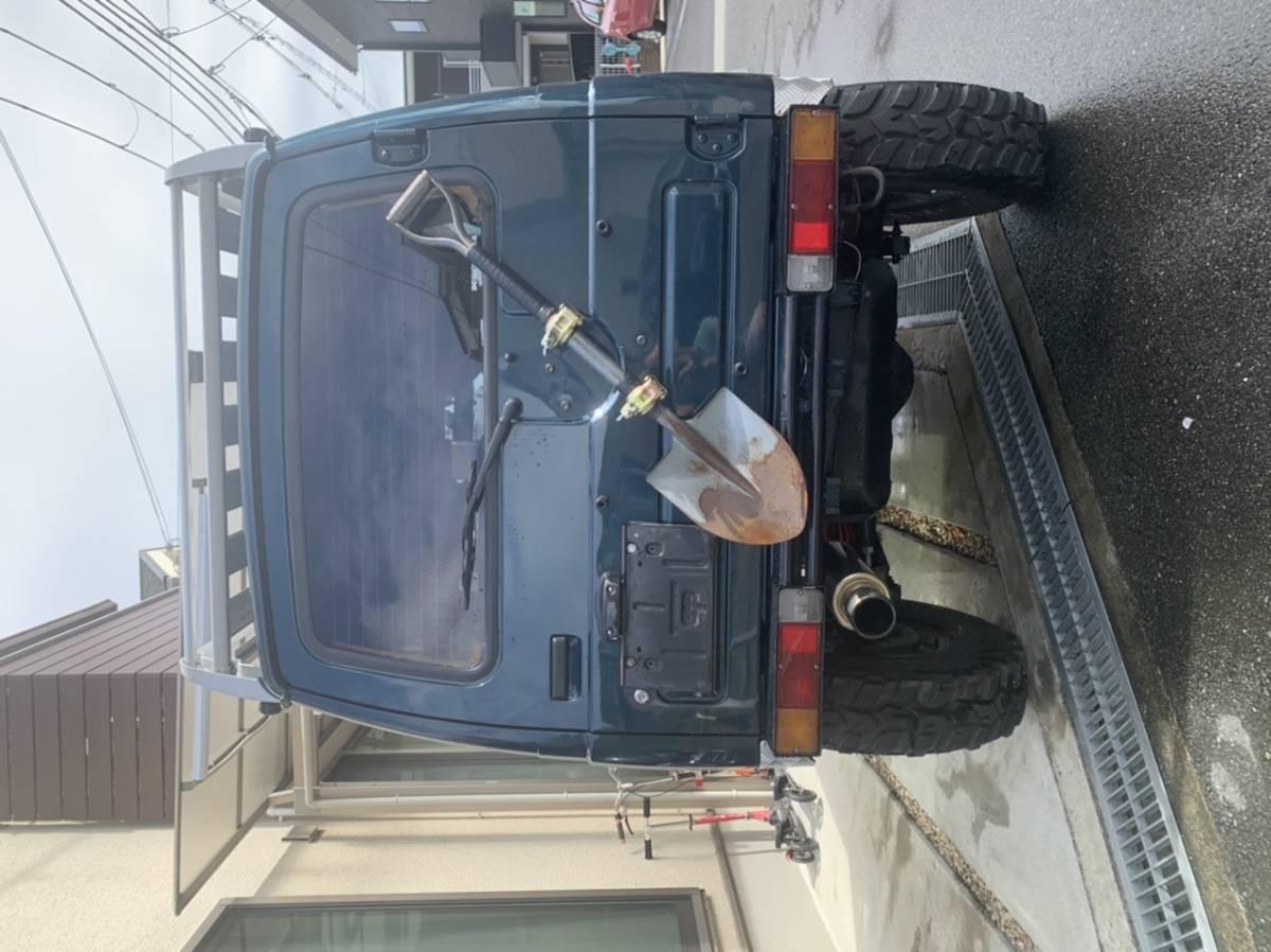 「車検令和5年7月まで ジムニーja22W」の画像3