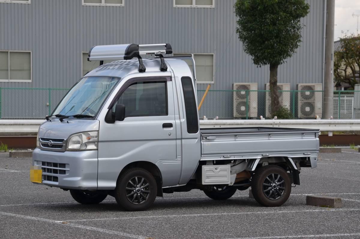 「ダイハツ 軽トラ 軽トラック AT 4WD オートマ 平成21年 ハイゼットトラックジャンボ ジャンボ 」の画像1