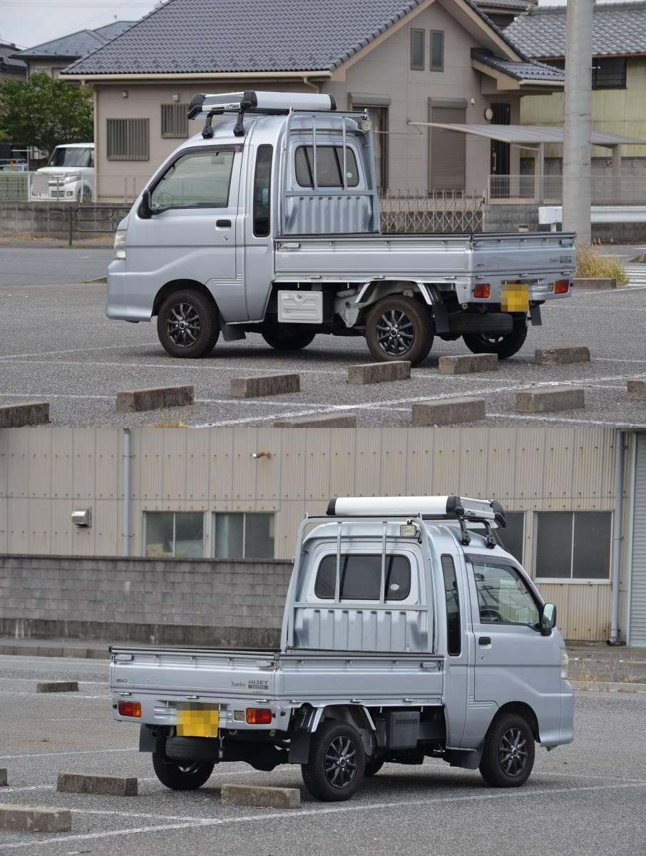 「ダイハツ 軽トラ 軽トラック AT 4WD オートマ 平成21年 ハイゼットトラックジャンボ ジャンボ 」の画像3