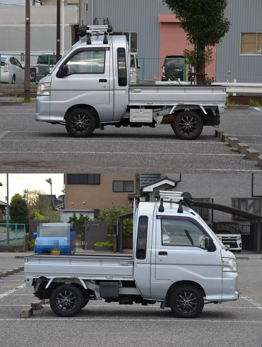 「ダイハツ 軽トラ 軽トラック AT 4WD オートマ 平成21年 ハイゼットトラックジャンボ ジャンボ 」の画像2