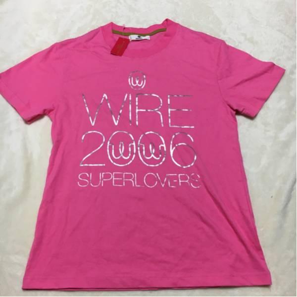 WIRE スーパーラバーズ コラボTシャツ 電気グルーヴ 石野卓球