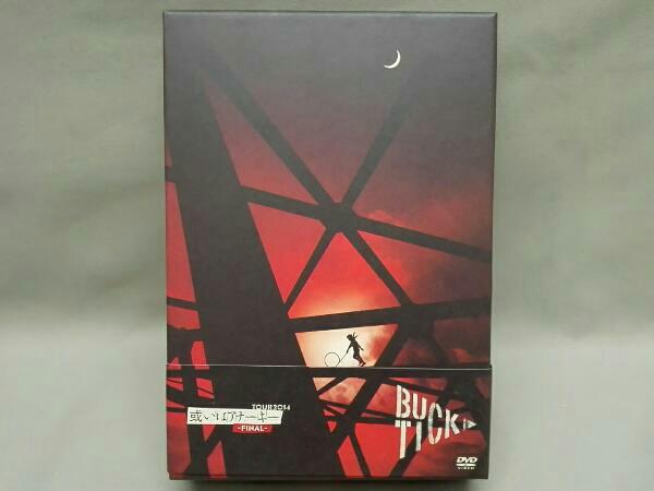 BUCK-TICK TOUR2014 或いはアナーキー-FINAL-(初回限定版) ライブグッズの画像
