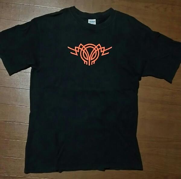 PUSHEAD[MECHA TERROR]サマソニ2003限定Tシャツ USED 黒 M ライブグッズの画像