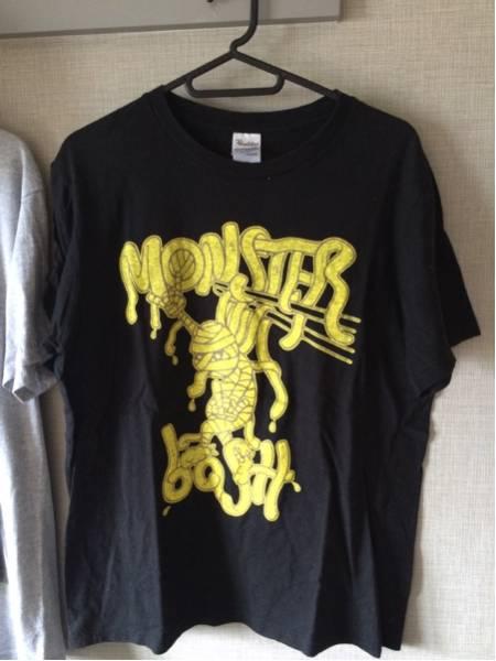 Monster Bash モンバス 2015 Shishamo Tシャツ