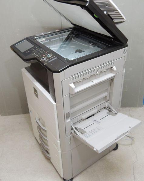 白黒7,069 カラー5,277 カラー複合機 MX-2310F PS拡張付 MAC_画像2